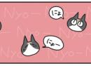 三毛猫ふうちゃん